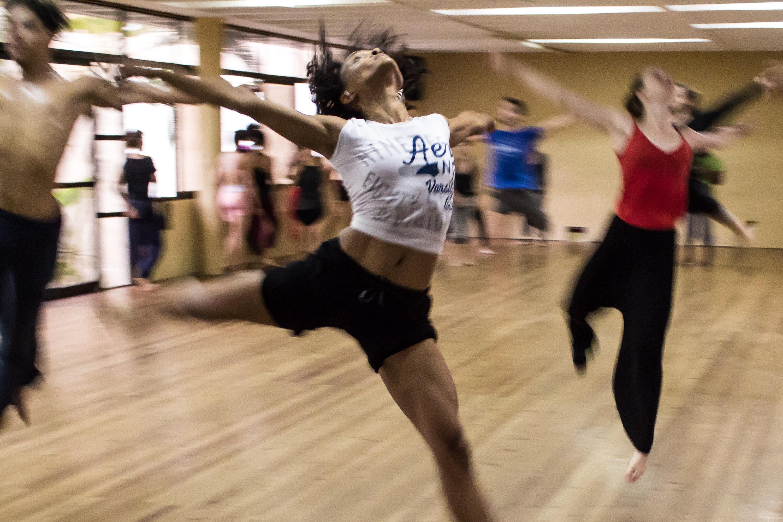 Turn og dans.